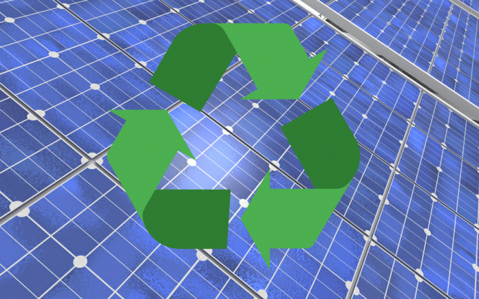 solar panel recycling